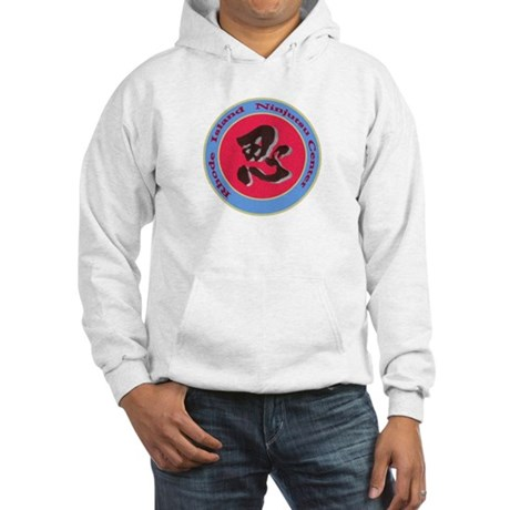 RI Ninjutsu Hooded Sweatshirt