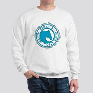 Circle F Horse Rescue Society Sweatshirt