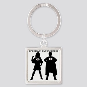 2012 ASA Walk Square Keychain