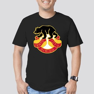 6thAirDefenseArtillery Men's Fitted T-Shirt (dark)