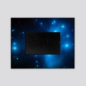 Pleiades star cluster (M45) Picture Frame