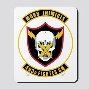 493rd Fighter Squadron Mousepad
