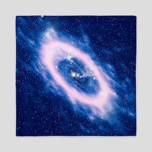 Planetary nebula, artwork Queen Duvet