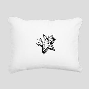 716 Rectangular Canvas Pillow