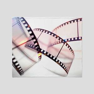 Photographic film Throw Blanket