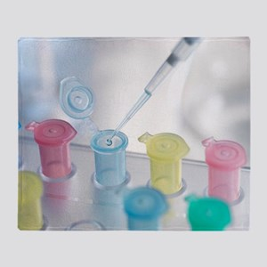 Pipetting Throw Blanket
