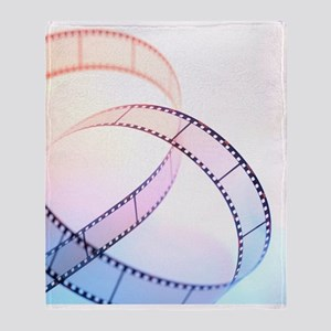 Photographic film Throw Blanket