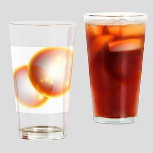 Oxygen molecule Drinking Glass