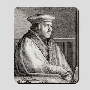Thomas Cromwell, English statesman Mousepad
