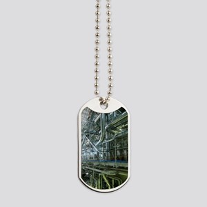 Thermal power station Dog Tags