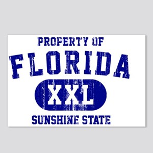 Florida, Sunshine State Postcards (Package of 8)