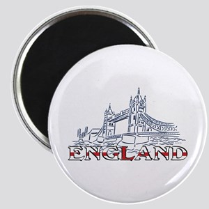 England: Tower Bridge Magnet