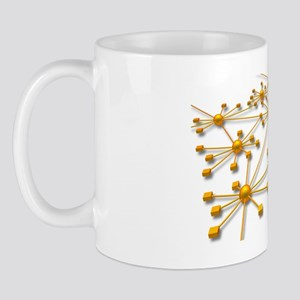 Network diagram Mug