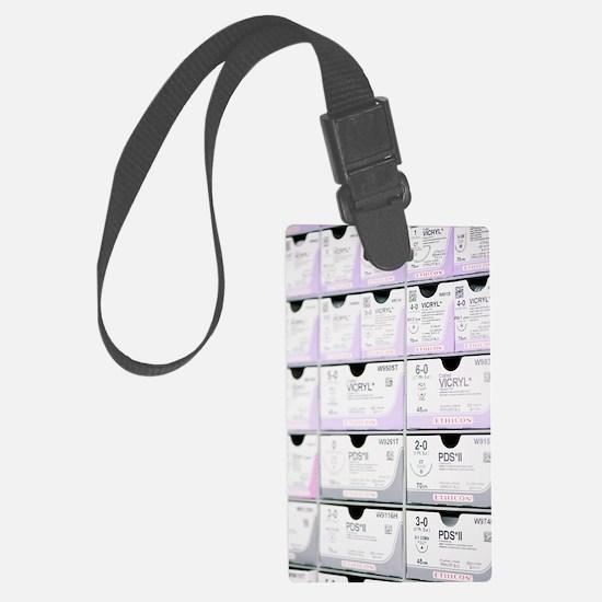 Suture rack Luggage Tag