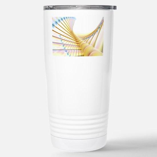 Nanotechnology Stainless Steel Travel Mug