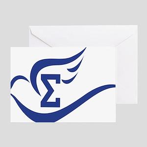 Dove symbol Greeting Card