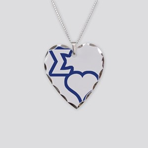 Sigma Sweet Necklace Heart Charm