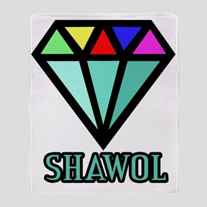 Shawol Diamond Throw Blanket
