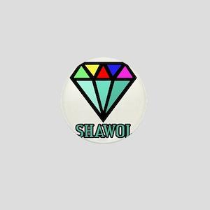 Shawol Diamond Mini Button