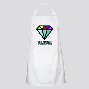 Shawol Diamond Apron
