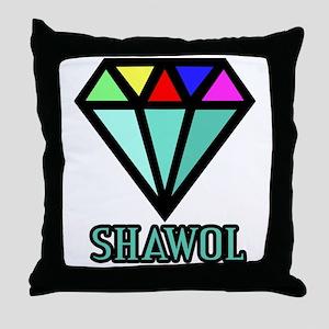 Shawol Diamond Throw Pillow