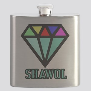 Shawol Diamond Flask
