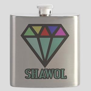 Shawol Diamond Flask