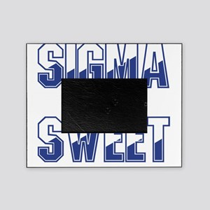 Two-tone Sigma Sweet Picture Frame
