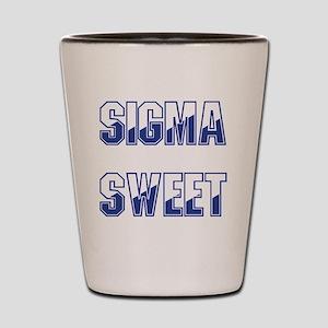 Two-tone Sigma Sweet Shot Glass