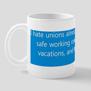 Union Sarcasm Mug