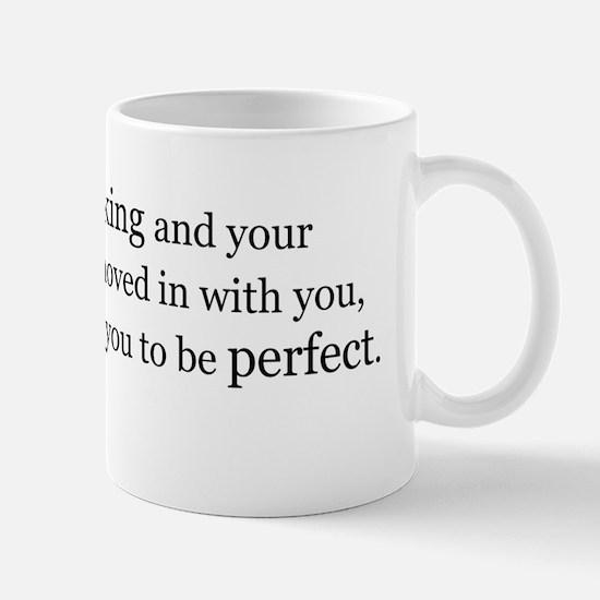 Imperfect Obama Mug