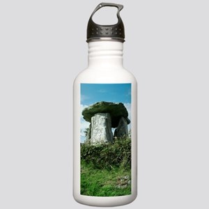 Standing stones, Wales Stainless Water Bottle 1.0L
