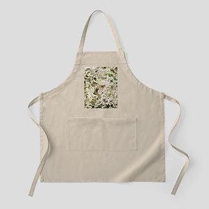 Moss agate Apron