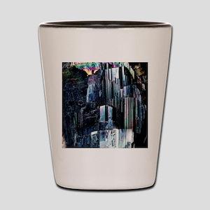 Wolframite Shot Glass