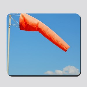 Windsock in an airfield Mousepad
