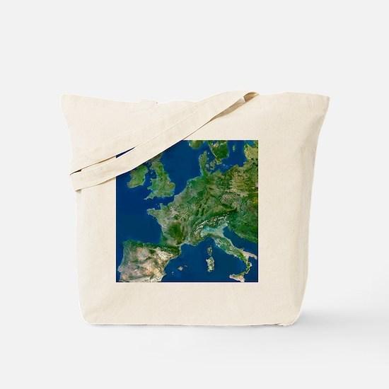 Western Europe Tote Bag