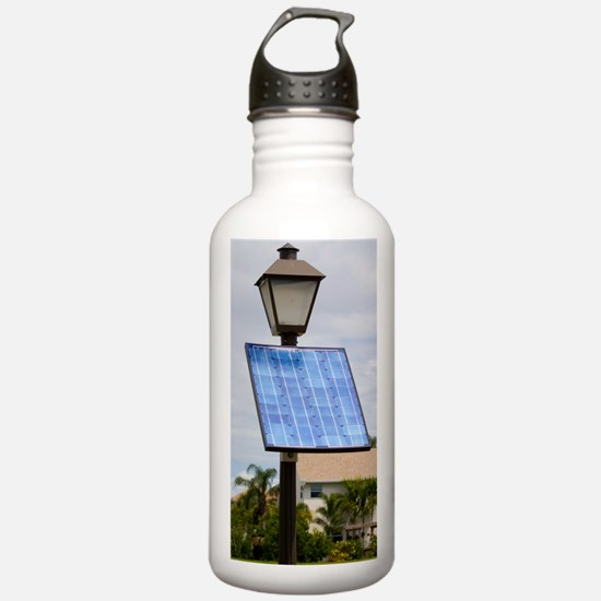 Solar powered street l Water Bottle