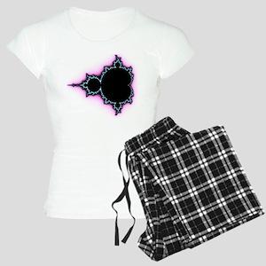 Mandelbrot fractal Women's Light Pajamas