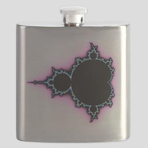 Mandelbrot fractal Flask