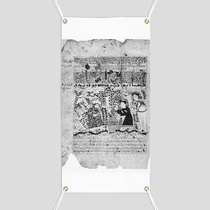 Snake healers, 12th century Banner