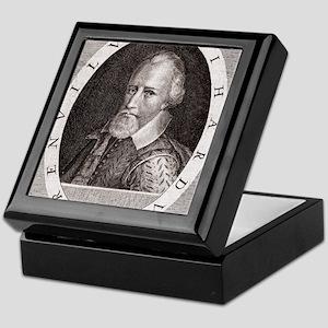 Sir Richard Grenville, English explor Keepsake Box
