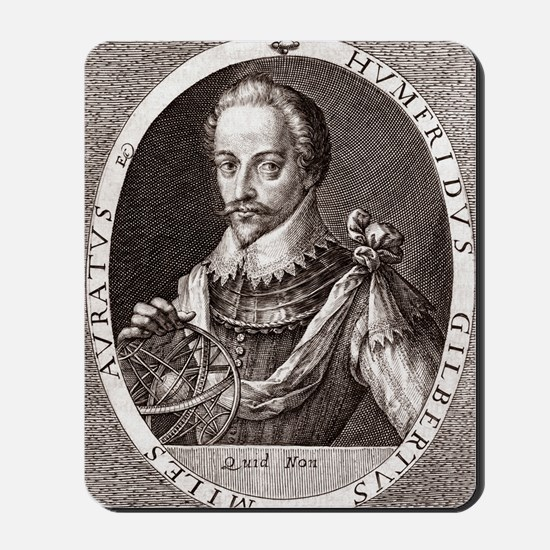 Sir Humphrey Gilbert, English explorer Mousepad