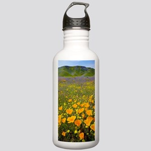 Shell Creek, Californi Stainless Water Bottle 1.0L
