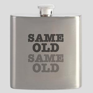 SAME OLD - SAME OLD Flask