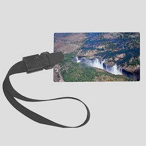 Victoria Falls Large Luggage Tag