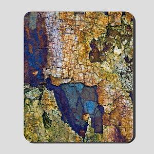 Sedimentary rocks Mousepad