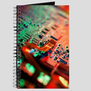 Laptop circuit board Journal