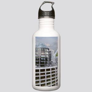 Urban farm, conceptual Stainless Water Bottle 1.0L