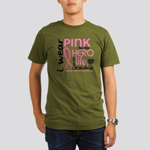 - Hero in My Life 2 G Organic Men's T-Shirt (dark)