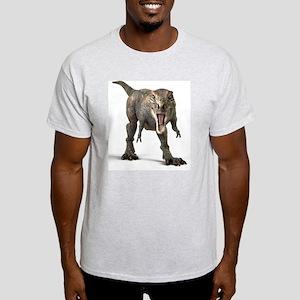 Tyrannosaurus rex dinosaur Light T-Shirt